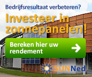 Bedrijfsresultaat verbeteren? Investeer in zonnepanelen!