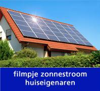 Filmpje zonnestroom huiseigenaren